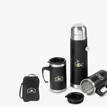 Corporate Branded Coffee Set